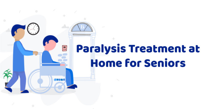 paralysis treatment at home