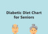 Diabetic Diet Chart for Seniors