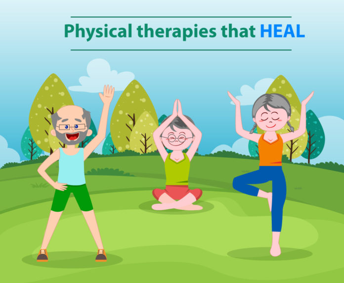 physical and cognitive therapies for seniors